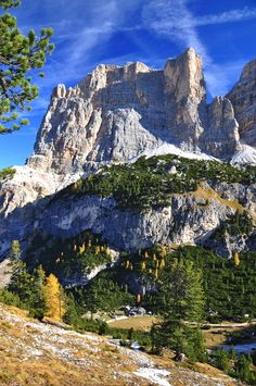 Alta Badia, Dolomiti Beautiful mountains!