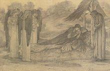 The Nativity (Burne-Jones) - Wikipedia