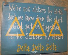 Sorority Sign - #TAMsDeSigns