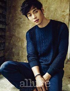 Kim JaeWon 'allure' Magazine