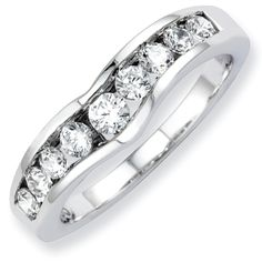 Ladies Wedding Band- Y8254WAA