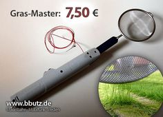Grasmaster selber bauen für EUR 7,50!