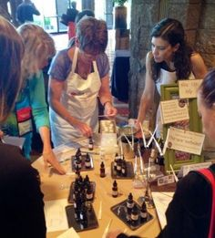 Getting Essential Oil Blends to Stay in Soap - The Nova Studio