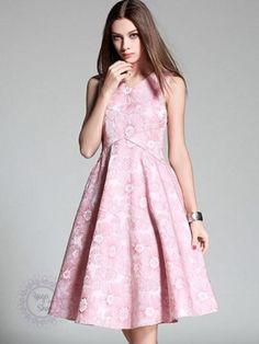 37ed026cabe7 Sleeveless Ruffled Women s Day Dress