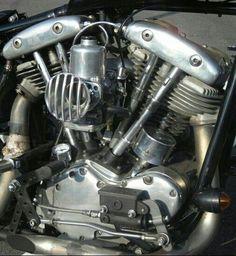 Harley Davidson. Heart