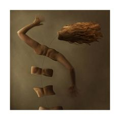 Death and Surrealism   Brooke Shaden found on Polyvore
