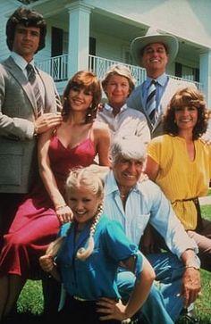 Dallas 1978: The Whole Ewing Family! (IMDB) I don't think my daughter and I ever missed an episode!