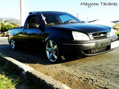 Ford Courier de Will Jr.