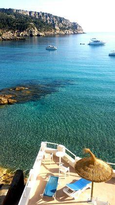 San Telmo, South West Mallorca, Spain