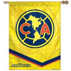 Club America Vertical Banner