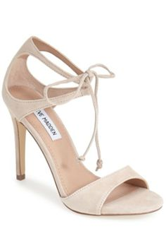 lovely light pink sandals