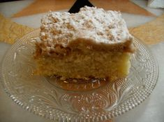 Copycat Entenmann's Crumb Cake: The author of this recipe states it tastes just like Entenmann's. With 74 reviews and a 5 star rating, some reviewers agree, others say it's better. All agree it's great. With the price of Entenmann's well over 6 dollars now, this recipe is definitely worth a try.