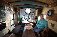 At 84 Square Feet, Home Takes Tiny House Movement Tinier