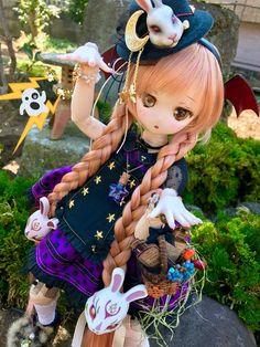 Pretty Dolls, Beautiful Dolls, Ooak Dolls, Blythe Dolls, Enchanted Doll, Kawaii Doll, Anime Figurines, Dream Doll, Doll Painting