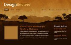 40+ Greatest Web Interface Design Photoshop Tutorials, Part I