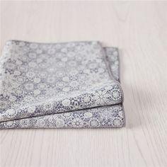 vintage pocket squares.gray wedding pocket by BALANCEVALUEConcertO Grey Pattern, Pattern Design, Big Design, Fabric Squares, Pocket Squares, Floral Style, Wedding Attire, Gray, Vintage