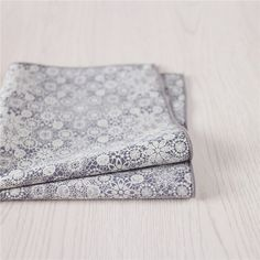 vintage pocket squares.gray wedding pocket by BALANCEVALUEConcertO