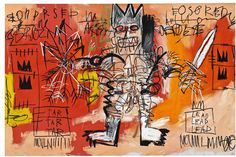 @IRequireArt  #Cool - #October nights... a little #Basquiat, #CharlieParker, you! #art #jazz http://on.fb.me/1wxe8kL