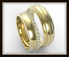 gold wedding band with name etched Indian Jewellery Designs