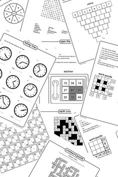 Free Educational Games - printable worksheet | edu games