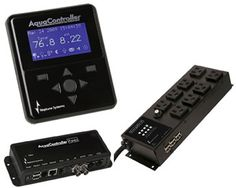 Apex Controller and EnergyBar 8, Neptune Systems