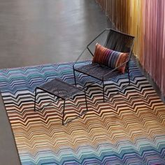 Striped Rugs Stair Rugs, Modern Area Rugs, Striped Rug, Home Rugs, Contemporary Rugs, The Guardian, Missoni, Ideal Home, Modern Furniture