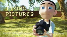 Taking Pictures: A Cute Animated Short About Love and Photography