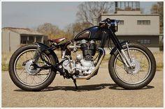 Royal Enfield Bullet - Old EmpireMotorcycles - Pipeburn - Purveyors of Classic Motorcycles, Cafe Racers & Custom motorbikes