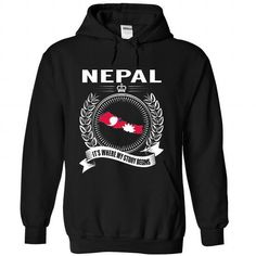 Nepal - Its Where My Story Begins - #gift ideas #gift tags. CLICK HERE => https://www.sunfrog.com/States/Nepal--Its-Where-My-Story-Begins-juqxzixxfp-Black-Hoodie.html?68278