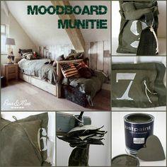 Munitie - Puur & Mooi wonen Kids Sleep, Kidsroom, Guest Room, Children, Bedroom Boys, David, Bedroom Kids, Young Children, Boys