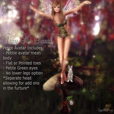 Fairy Me Farrah by Apple May, via Flickr