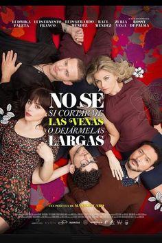 Adaptacion cinematografica de la obra mexicana del mismo titulo: no se si cortarme las venas o dejarmelas largas