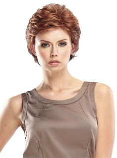 Gaby - Capless Wig - This short layered wig gives you instant style! WigStudio1.com