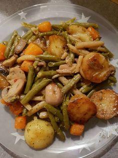 Jardinière de légumes de Bibi | Recettes Cookeo