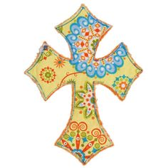By Category :: Holidays & Special Occasions :: Cross Applique - Embroidery Boutique