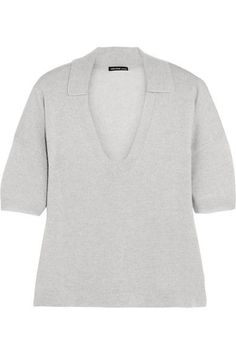 James Perse - Cashmere Top - Gray