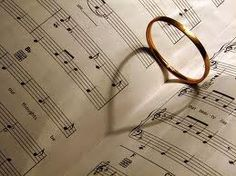 Sheet music, ring, and heart shadow Cinderella Story Quotes, Another Cinderella Story, All You Need Is Love, Just In Case, Music Love Quotes, Photo Couple, Wedding Music, Wedding Ring, Wedding Reception