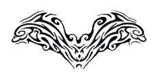 Tribal Lower Back Dolphin Tattoo | Tattoo Tabatha