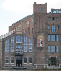 Droste..The old chocolate factory