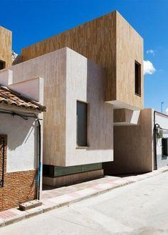 Fantastic Cube Shaped House Design 10