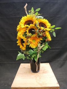 Bouquet de fleurs composition gla eul lisianthus orchid e fleurs pint - Composition de bouquet ...