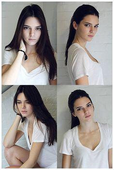 Kendall Jenner - PRODn Go See Kendall Jenner Modeling, Kendall Jenner Style, Kendall And Kylie, Model Comp Card, Modeling Tips, Modeling Portfolio, Model Polaroids, Model Headshots, Senior Portraits Girl
