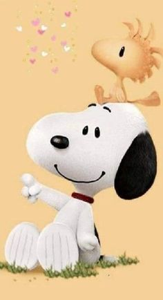 Snoopy I Love You, Snoopy The Dog, Snoopy And Woodstock, Gifs Snoopy, Snoopy Comics, Snoopy Quotes, Peanuts Cartoon, Peanuts Snoopy, Snoopy Wallpaper