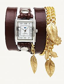 Love this wrap watch!