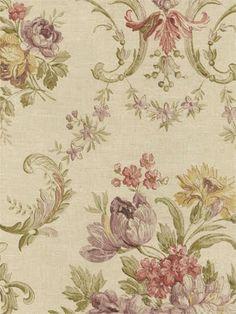 Floral++Damask+Wallpaper+Design+-+wall+decor+-+1.jpg (300×400)