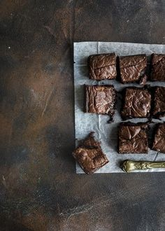 Nutellasta herkulliset browniet - vain kolme raaka-ainetta