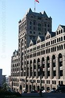 Gare Windsor, Montreal, is a designated national historic  site
