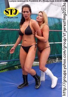 frankie z wrestling