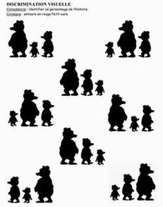 Fichier boucle d 39 or et les trois ours conte boucles d 39 or boucles les 3 ours et conte de - Petit ours va a l ecole ...