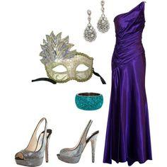 Masquerade outfit